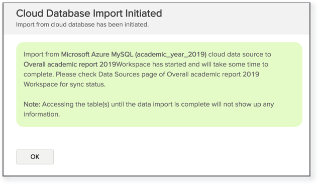 Import data from Microsoft Azure PostgreSQL   Zoho Analytics Help