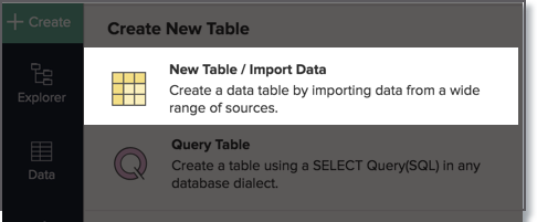Import Data from Google BigQuery l Zoho Analytics Help