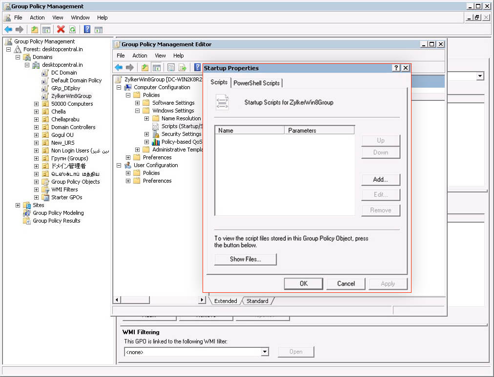 Using Group Policy to Deploy Software Packages (MSI, MST